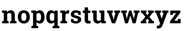 Melancholy Serif Font LOWERCASE
