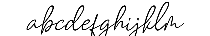 Mellati Font LOWERCASE