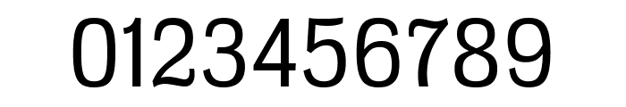 MelocheBk-Regular Font OTHER CHARS