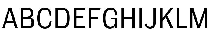 MelocheBk-Regular Font UPPERCASE