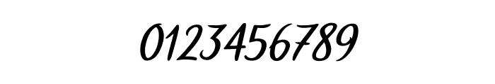 Melodya Chatrina Italic Font OTHER CHARS