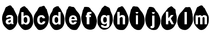 MelonSeeds Font LOWERCASE