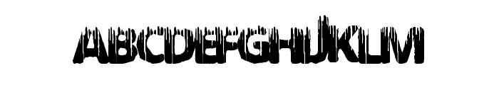 MeltFactory Font UPPERCASE