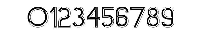 Member Regular Font OTHER CHARS