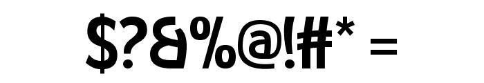 Memories Angular Font OTHER CHARS