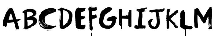 MemoryofWarBeta-Normal Font UPPERCASE