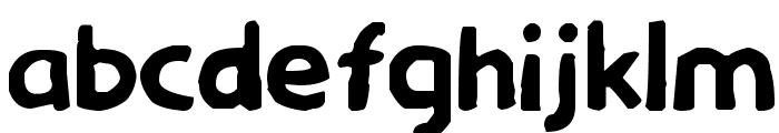 Menkaya Beta Font LOWERCASE