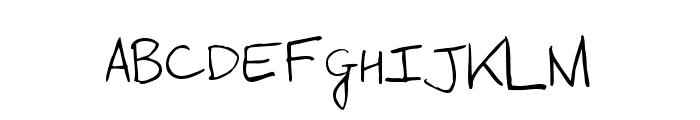 Menrath Antiqua Font UPPERCASE