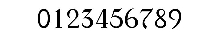 Merced Font OTHER CHARS