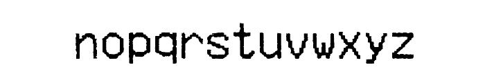 Merchant Copy Font LOWERCASE
