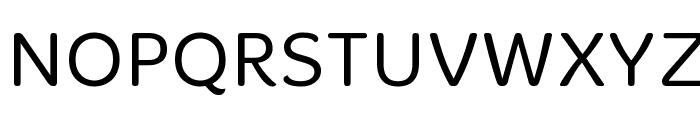 Merge One Font UPPERCASE