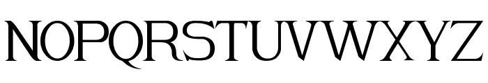 Merlot Font LOWERCASE