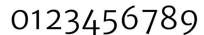 Merriweather Sans Light Font OTHER CHARS