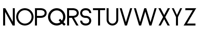Merula-Long Font UPPERCASE