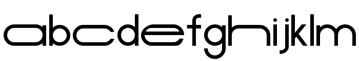 Merula-Long Font LOWERCASE