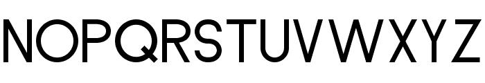 Merula Font UPPERCASE