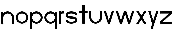 Merula Font LOWERCASE