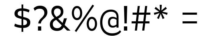 MesmerizeBk-Regular Font OTHER CHARS