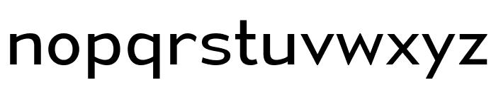 MesmerizeBk-Regular Font LOWERCASE