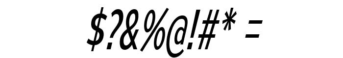 MesmerizeCdBk-Italic Font OTHER CHARS