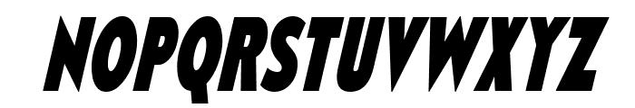 MesmerizeCdEb-Italic Font UPPERCASE