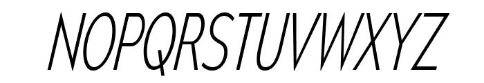 MesmerizeCdEl-Italic Font UPPERCASE