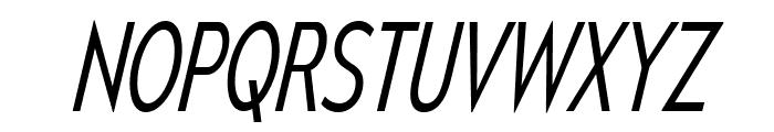 MesmerizeCdLt-Italic Font UPPERCASE