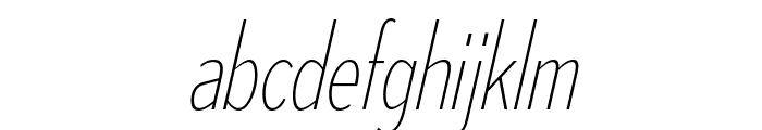 MesmerizeCdUl-Italic Font LOWERCASE