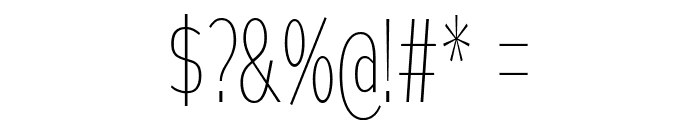 MesmerizeCdUl-Regular Font OTHER CHARS