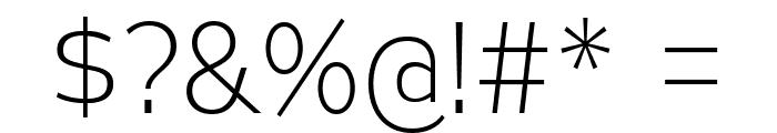 MesmerizeEl-Regular Font OTHER CHARS