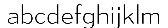 MesmerizeEl-Regular Font LOWERCASE