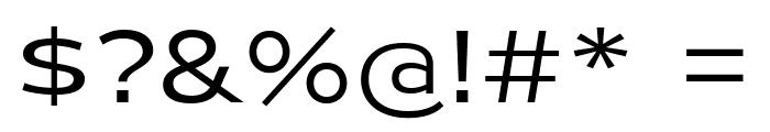 MesmerizeExBk-Regular Font OTHER CHARS