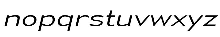 MesmerizeExLt-Italic Font LOWERCASE