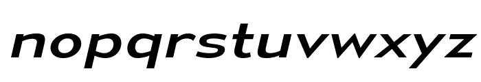 MesmerizeExRg-Italic Font LOWERCASE