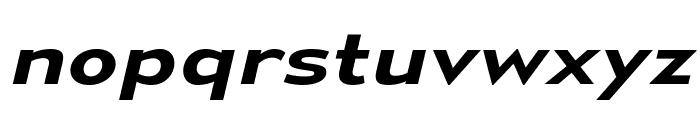 MesmerizeExSb-Italic Font LOWERCASE