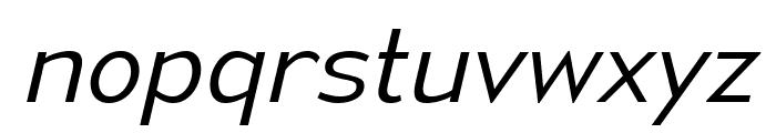 MesmerizeLt-Italic Font LOWERCASE