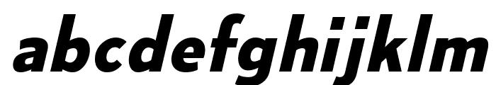 MesmerizeRg-BoldItalic Font LOWERCASE