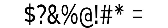 MesmerizeScBk-Regular Font OTHER CHARS