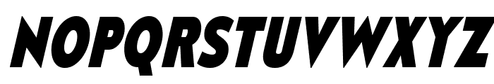 MesmerizeScEb-Italic Font UPPERCASE