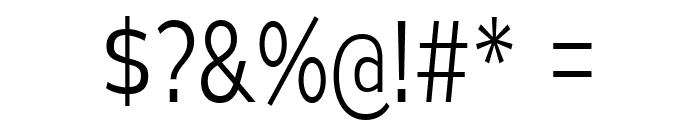 MesmerizeScLt-Regular Font OTHER CHARS