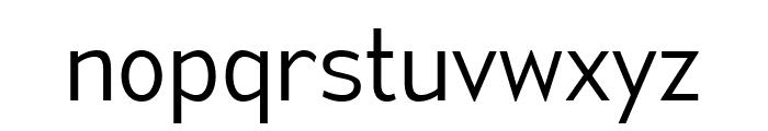 MesmerizeScLt-Regular Font LOWERCASE