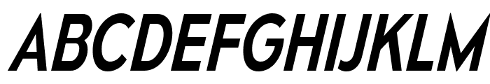 MesmerizeScRg-Italic Font UPPERCASE