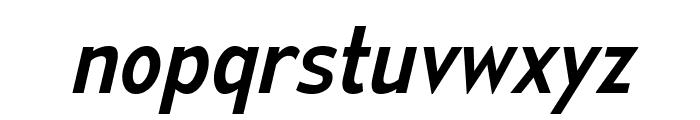 MesmerizeScRg-Italic Font LOWERCASE
