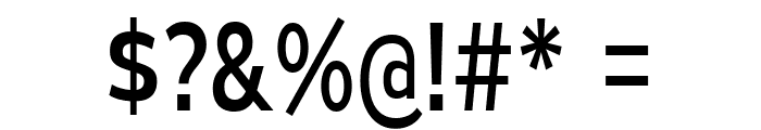 MesmerizeScRg-Regular Font OTHER CHARS