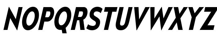 MesmerizeScSb-Italic Font UPPERCASE