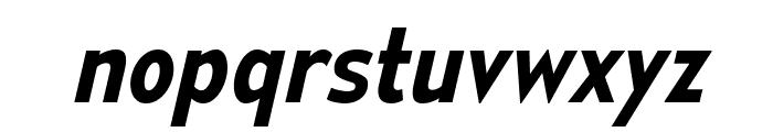 MesmerizeScSb-Italic Font LOWERCASE