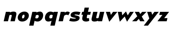 MesmerizeSeEb-Italic Font LOWERCASE