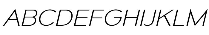 MesmerizeSeEl-Italic Font UPPERCASE