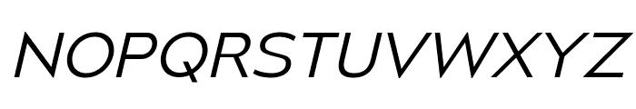 MesmerizeSeLt-Italic Font UPPERCASE
