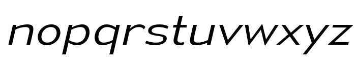 MesmerizeSeLt-Italic Font LOWERCASE